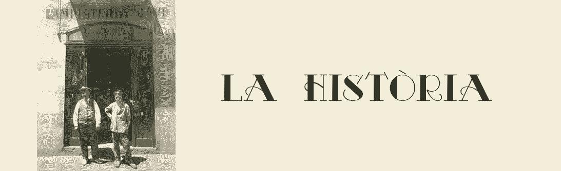 Historia banner