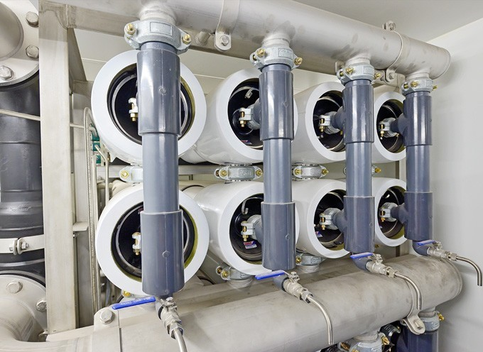 Osmosi inversa industrial