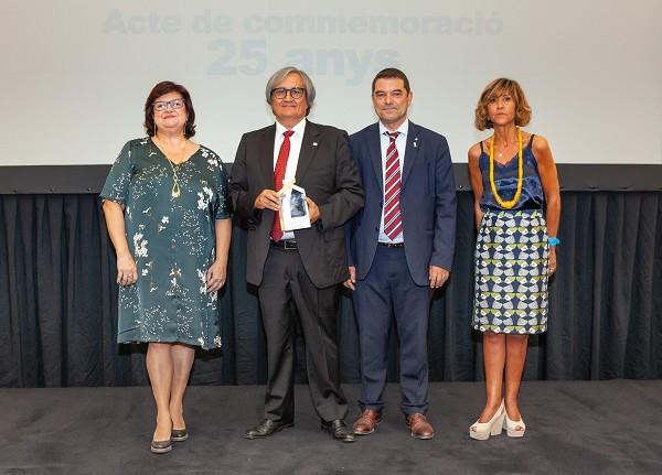 Premi JACC a la seva fidelitat per Casa Jové
