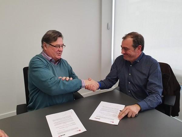 Hemos firmado el convenio de colaboración con la Fundació Família i Benestar Social